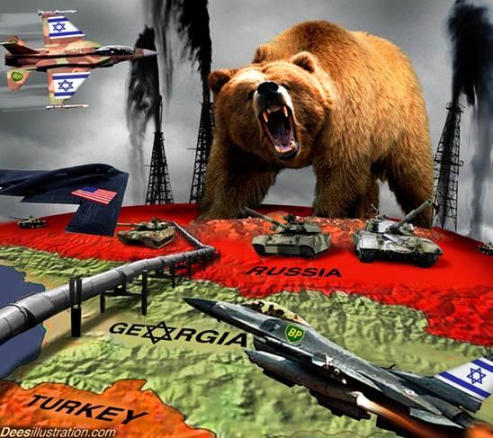 vårt bilde av russerne
