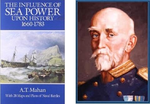 mackinder or mahan Por toda uma época histórica – do fim da segunda guerra mundial, em 1945, ao colapso da urss, em 1989 – o confronto de interesses no plano mundial era explicado.