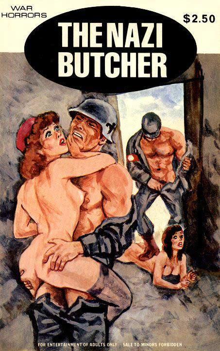 nazi porno cartoon